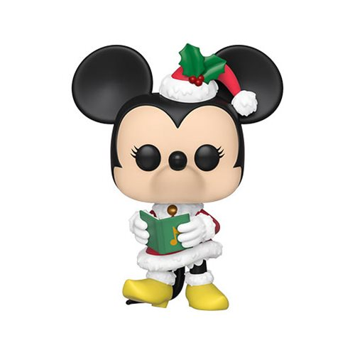 Disney Holiday Minnie Mouse  Pop! Vinyl Figure