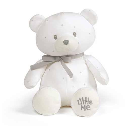 Little Me Star Print Teddy Bear 10-Inch Plush