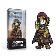 Cannon Busters Casey Turnbuckle FiGPiN Enamel Pin