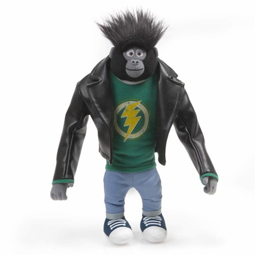 Sing Johnny Gorilla 15-Inch Plush