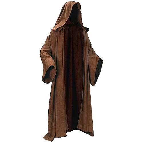 13687f3ac9 Star Wars Obi-Wan Kenobi Jedi Cloak - Entertainment Earth