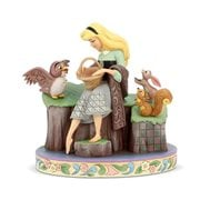 Disney Traditions Sleeping Beauty Beauty Rare by Jim Shore Statue, Not Mint