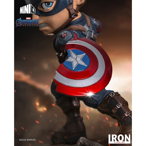 Avengers: Endgame Captain America Mini Co. Vinyl Figure