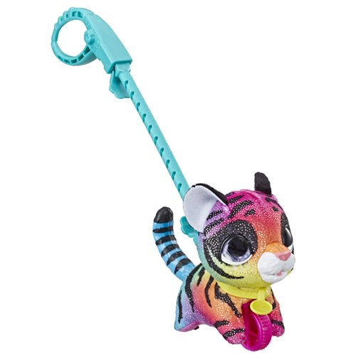 FurReal Walkalots Lil' Wags Colorful Tiger Cub Pet