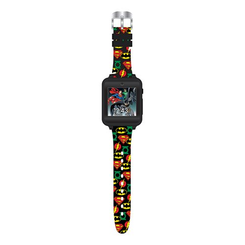 Justice League iTime Kids Watch