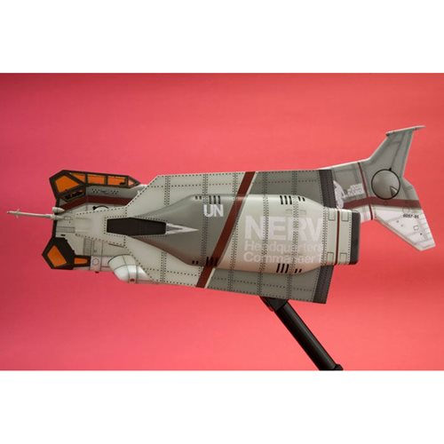 Evangelion 3.0 You Can (Not) Redo Vertical Take-Off and Landing Aircraft YAGR-N101 Model Kit