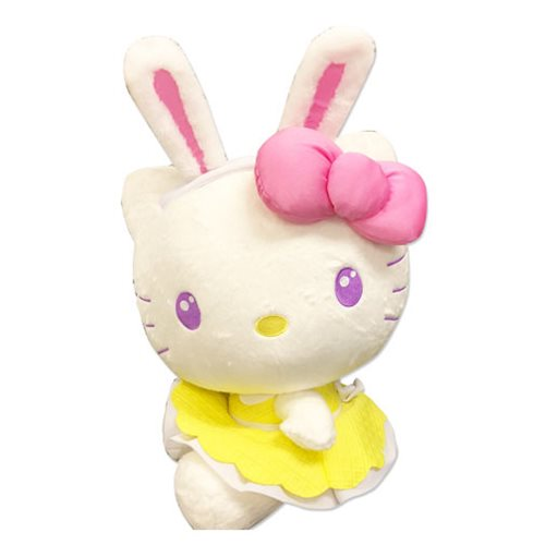 Hello Kitty Easter Kitty Yellow Dress 13-Inch Plush