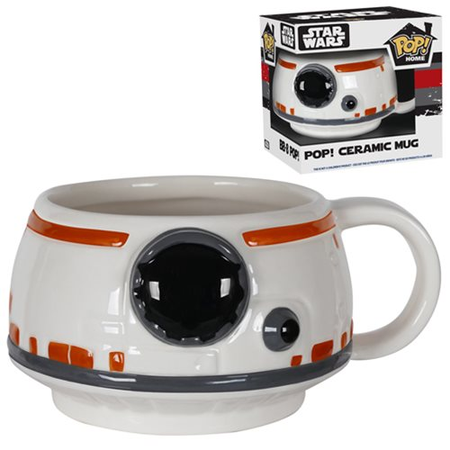 Star Wars BB-8 Pop! Home 12 oz. Mug