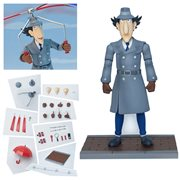 Inspector Gadget Megahero Series Action Figure