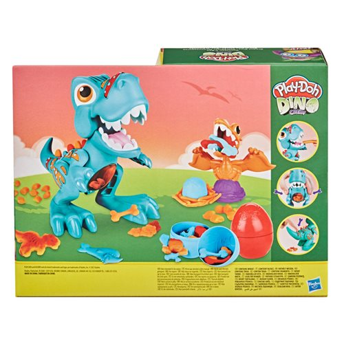 Play-Doh Dino Crew Crunchin' T-Rex Toy