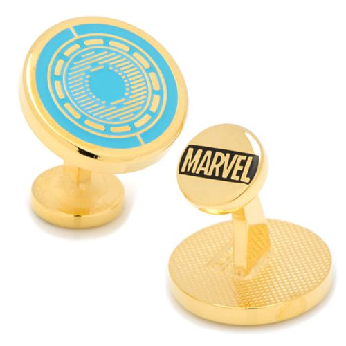 Iron Man Arc Reactor Cufflinks