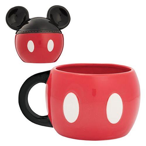0e1c5e1907b5a Mickey Mouse 20 oz. Sculpted Ceramic Mug