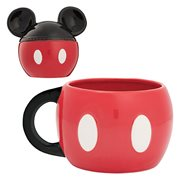 Mickey Mouse 20 oz. Sculpted Ceramic Mug