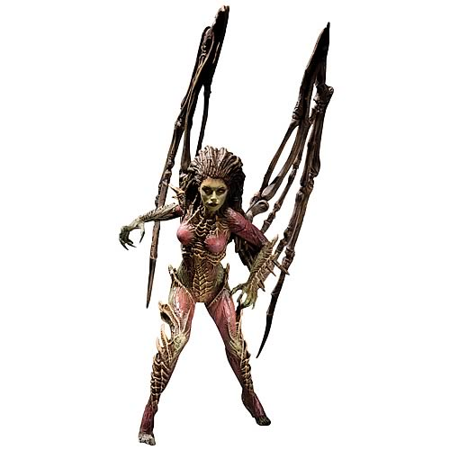 StarCraft Premium Series 2 Kerrigan Action Figure