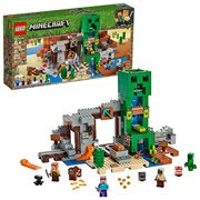 LEGO 21155 Minecraft The Creeper Mine