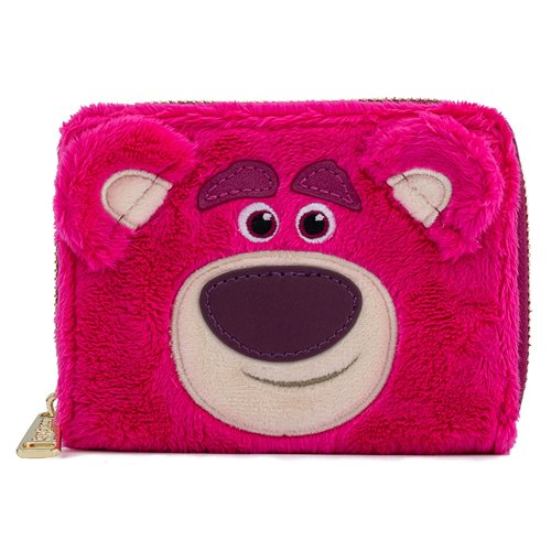 Toy Story Lotso Cosplay Zip-Around Wallet