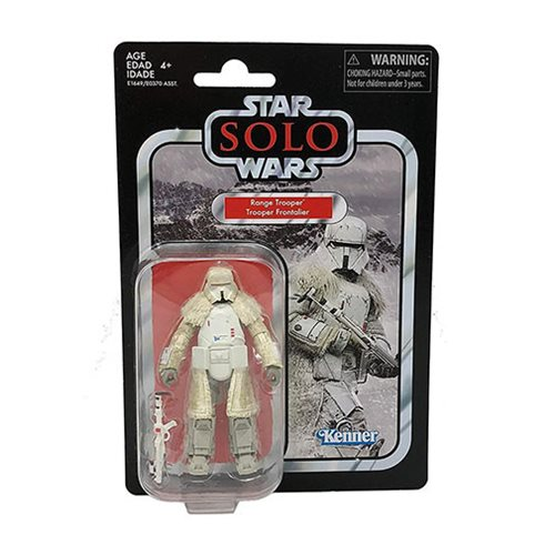 Star Wars The Vintage Collection Range Trooper 3 3/4-Inch Action Figure, Not Mint