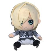 Yuri on Ice Yurio Dancing Clothes 7-Inch Plush