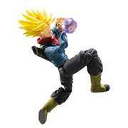 Dragon Ball Super Future Trunks SH Figurarts Action Figure