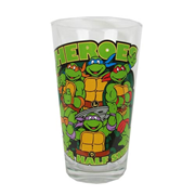 Teenage Mutant Ninja Turtles Heroes on a Half Shell 16 oz. Pint Glass