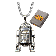 Star Wars R2-D2 Pendant Necklace, Not Mint