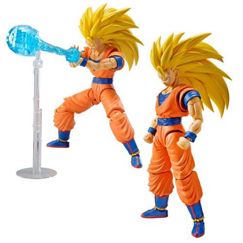 Rise Super Saiyan 3 Son Gokou Bandai Model Kit Dragon Ball Z