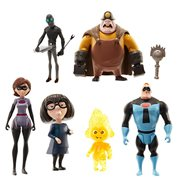 Incredibles 2 Basic Figures 4-Inch Wave 2 Case