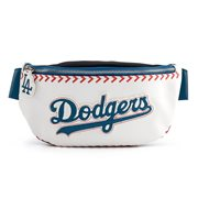 MLB Los Angeles Dodgers Stitch Fanny Pack