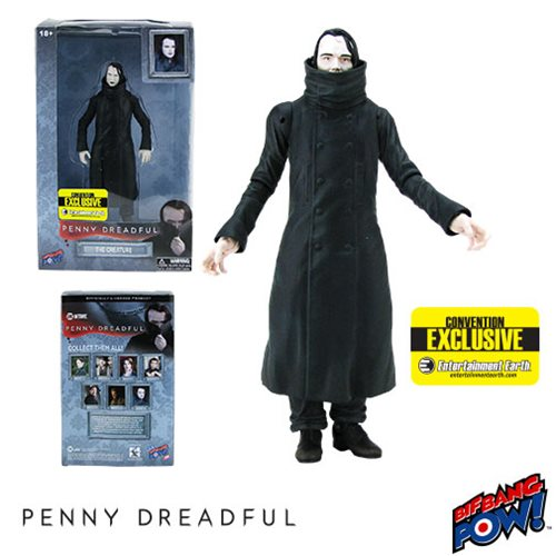 Penny Dreadful The Creature 6-Inch Action Figure - Convention Exclusive, Not Mint