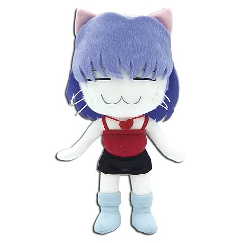 Black Cat Rinslet Plush