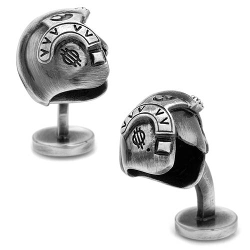 Star Wars Luke Skywalker Helmet 3-D Cufflinks