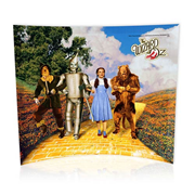 Wizard of Oz Yellow Brick Road Curved Glass StarFire Photo
