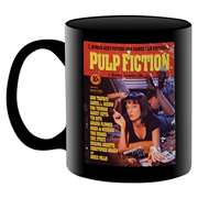 Pulp Fiction Poster 11 oz. Mug