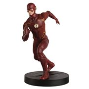 Flash TV Series Flash Figure with Collector Magazine #1