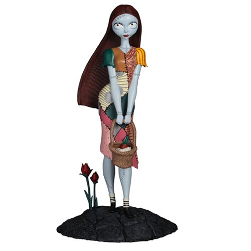 The Nightmare Before Christmas Femme Fatales Sally Statue