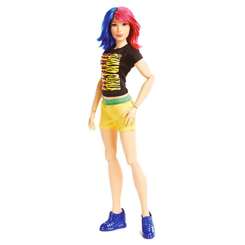 WWE Superstars Asuka Fashion Doll