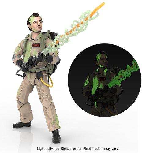 Ghostbusters Glow-in-the-Dark Peter Venkman Action Figure