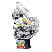 Toy Story Woody and Buzz Lightyear DS-032 Variant D-Stage Deluxe Statue - Previews Exclusive
