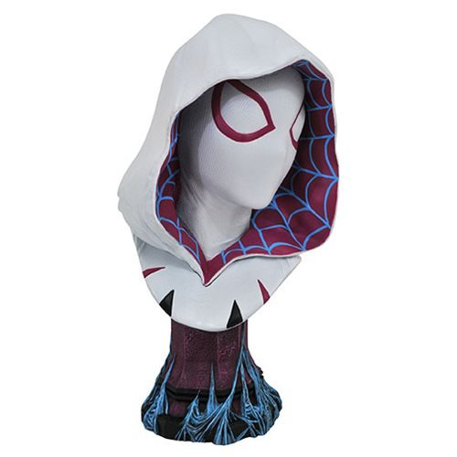 Legends in 3D Marvel Spider-Gwen Comic 1:2 Scale Bust