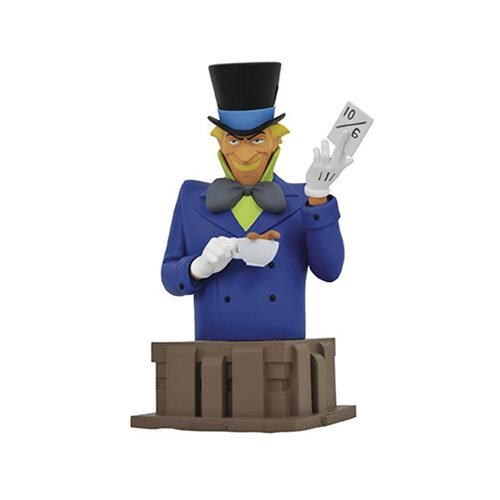 Batman: The Animated Series Mad Hatter Resin Bust