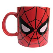 Spider-Man Eyes 20 oz. Jumbo Ceramic Mug