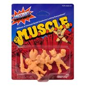 Masters of the Universe M.U.S.C.L.E. Mini-Figures Wave 3 A-Pack