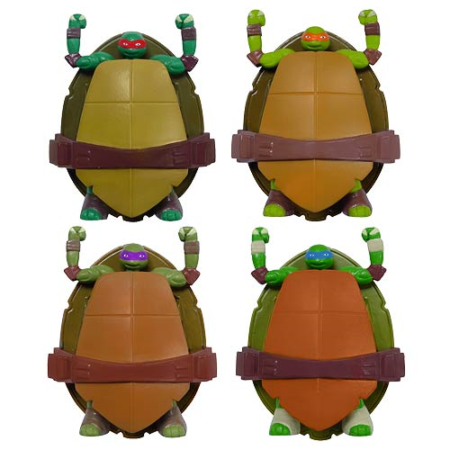 Teenage Mutant Ninja Turtles Water Grow Turtles Half Case
