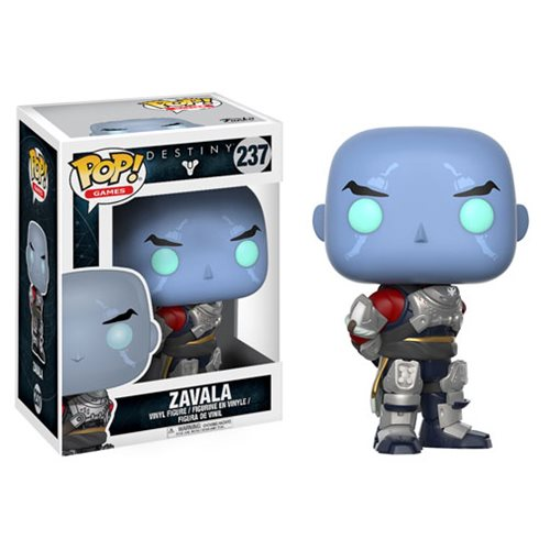 Destiny 2 Zavala Pop! Vinyl Figure