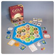 Settlers of Catan 5th Edition Game