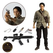 Walking Dead Glenn Rhee Deluxe Version 1:6 Scale Action Figure