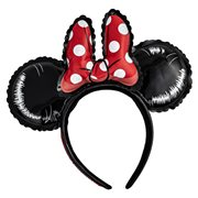 Minnie Mouse Balloons Ears with Bow Headband