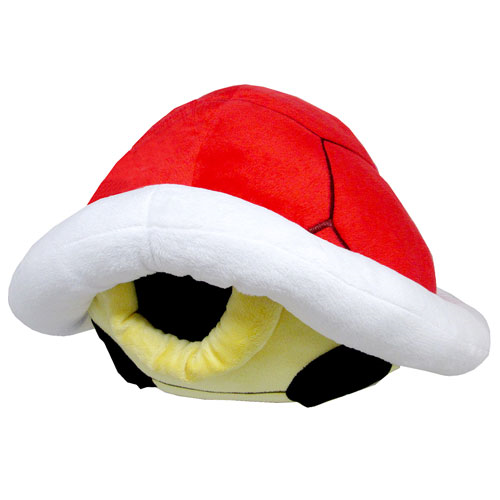 Super Mario Bros. Red Koopa Shell Pillow