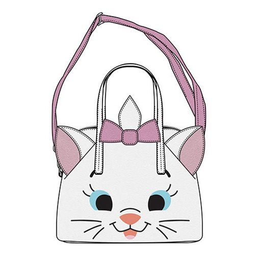 The Aristocats Marie Face Micro Purse