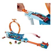 Hot Wheels Stunt and Go Truck Playset